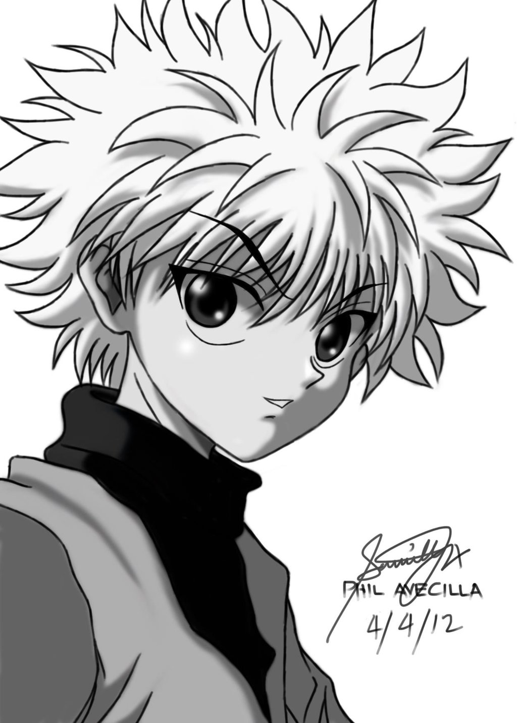 Hunter X Hunter Drawing At Getdrawings Com Free For