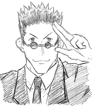 320x369 Leorio Drawings On Paigeeworld. Pictures Of Leorio