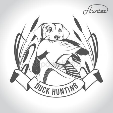 450x450 Hunting Dog Stock Vectors, Royalty Free Hunting Dog Illustrations