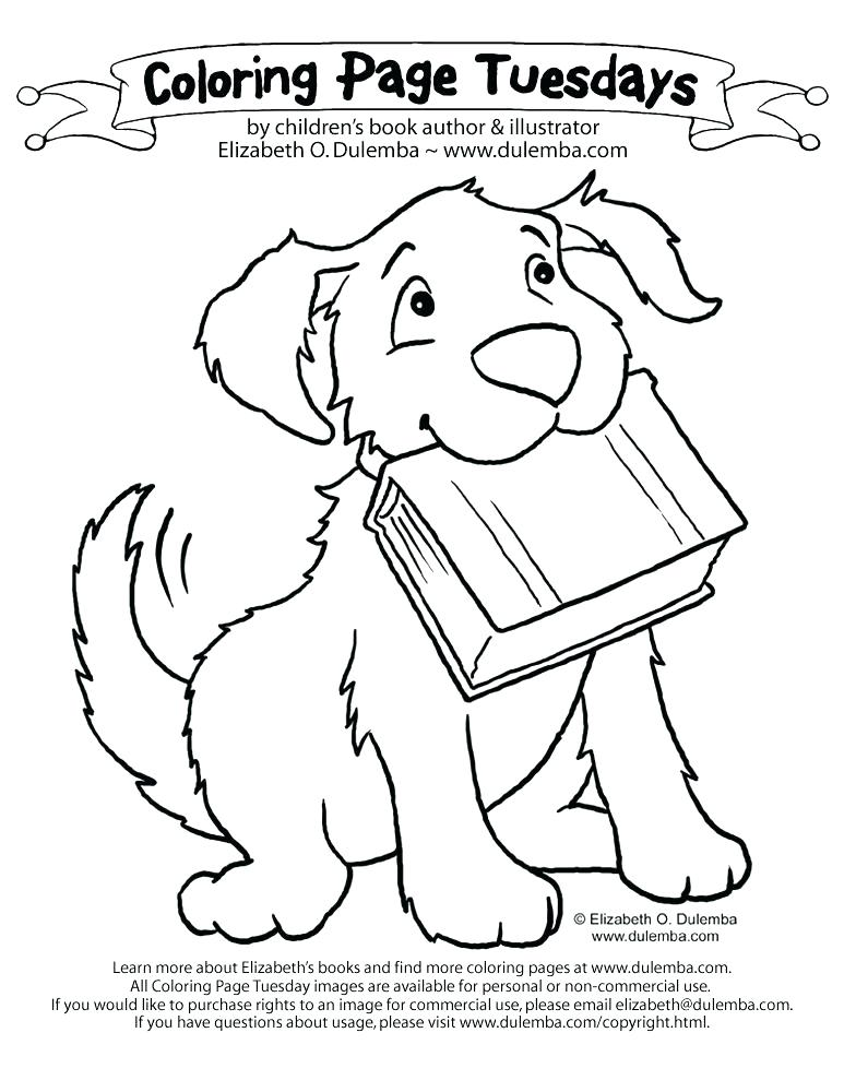 773x1000 Coloring Page Of Dog Hunting Dog Hunting Protest To Hunter