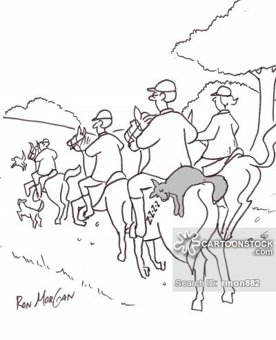 400x493 Hunting With Dogs Cartoons And Comics