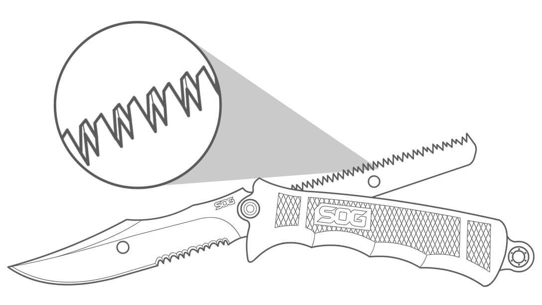 Hunting Knife Drawing At Getdrawings Com Free For