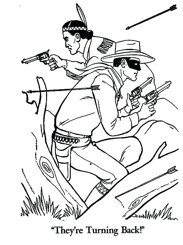 600x802 Hunting Rifle Coloring Pages Printable For Kids