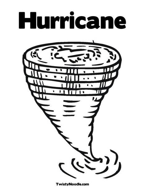 468x605 Hurricane Coloring Pages