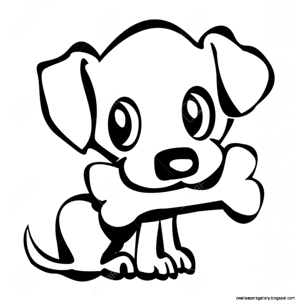 1012x1024 How To Draw A Cute Dog Cute Dog Face Drawing