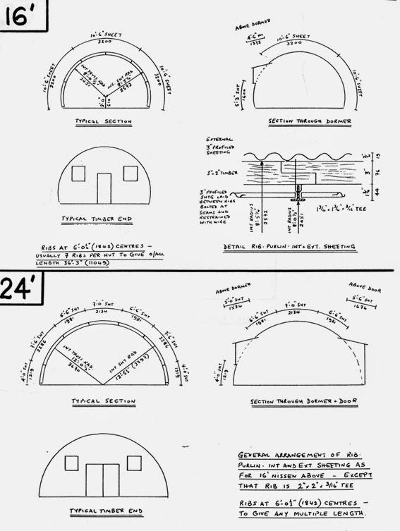 567x753 Nissen Hut Of The Great Design Classics Of The Twentieth