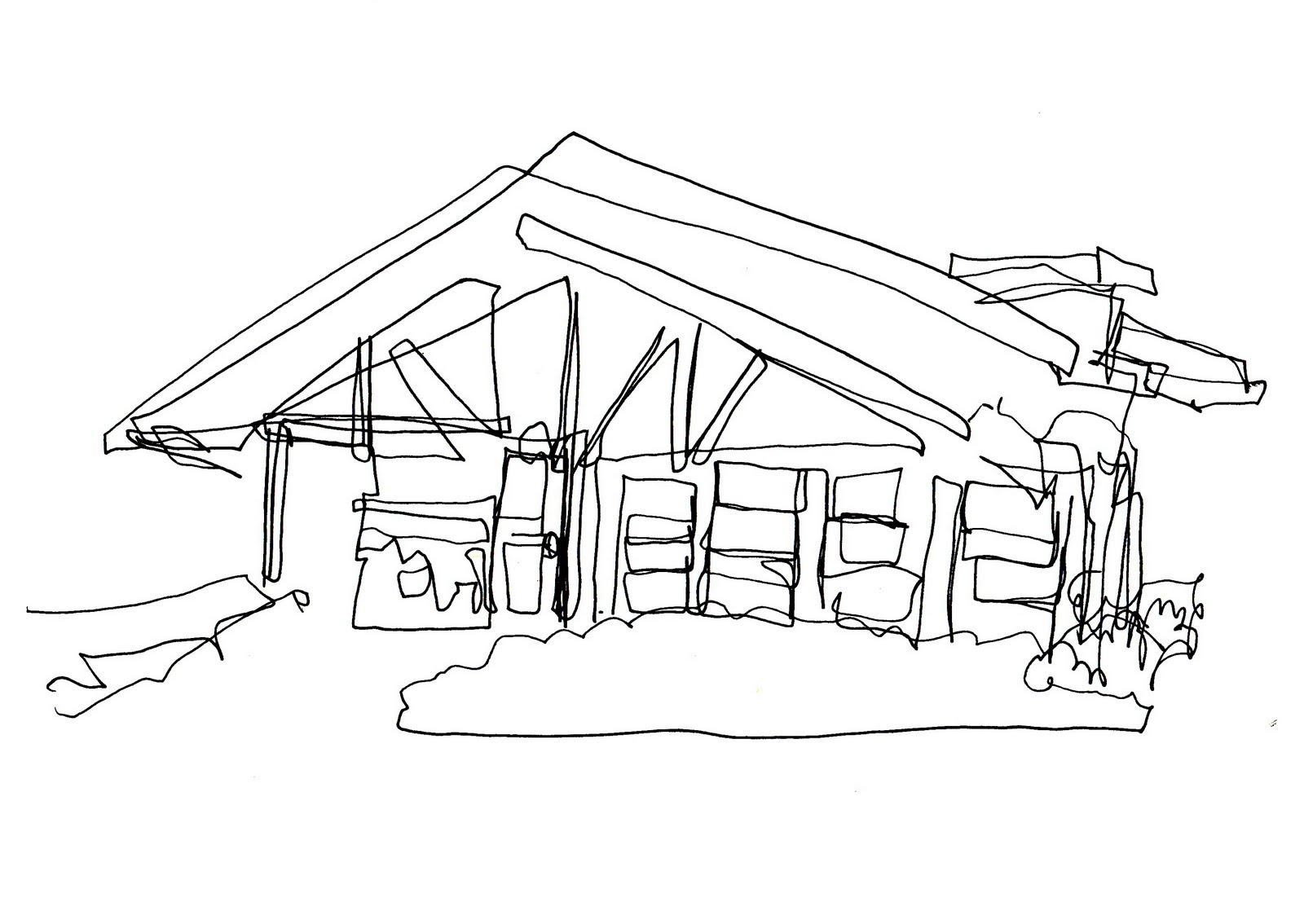 1600x1134 Warming Hut Hut Sketches