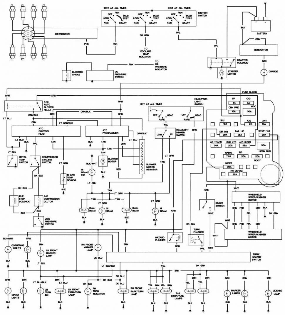 Hvac Drawing At Free For Personal Use Understanding Wiring Diagrams Automotive 970x1074 Download Air Conditioner Diagram Car Stereo