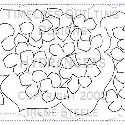 400x400 Maori Machine Quilting Design Paper Clothwerx