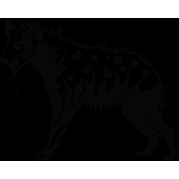 600x600 Hyena