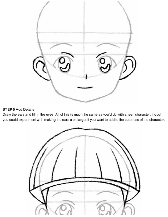 638x826 30 Drawing Lessons From The Creator Of Akiko