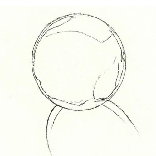 500x500 How To Draw Glass