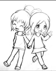 236x298 Cute Love Drawings Cute Anime Love Drawings Cute Anime Girl By