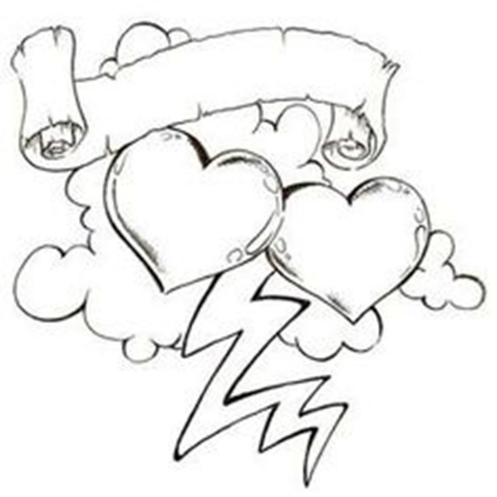 1024x1024 Tag I Love You Drawing Ideas