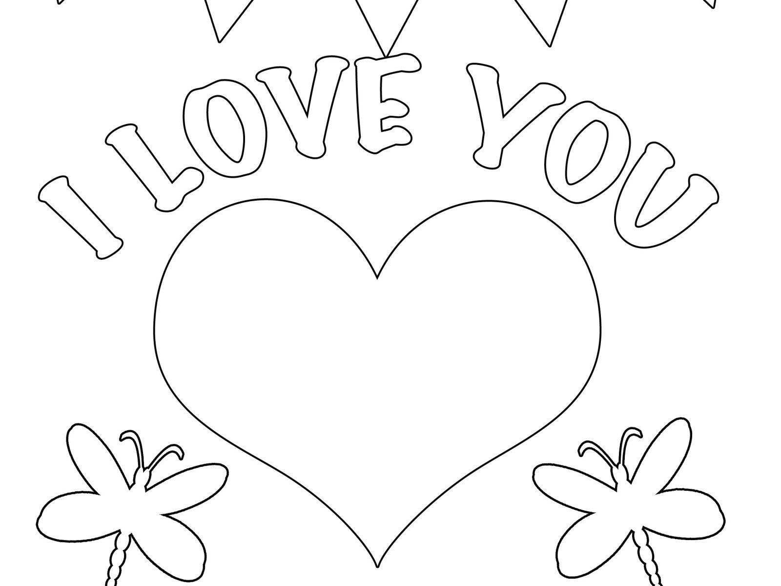 1600x1200 Unbelievable Mothers Day Best Friend Mom Coloring Page I Love You