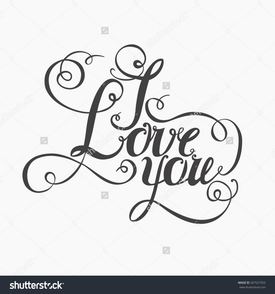 960x1024 I Love You Drawings I Miss You Drawing A Heart With A Banner