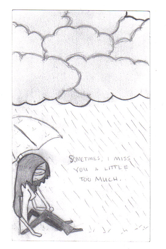 542x814 I Miss You Something Terrible. By Kozue Aoba