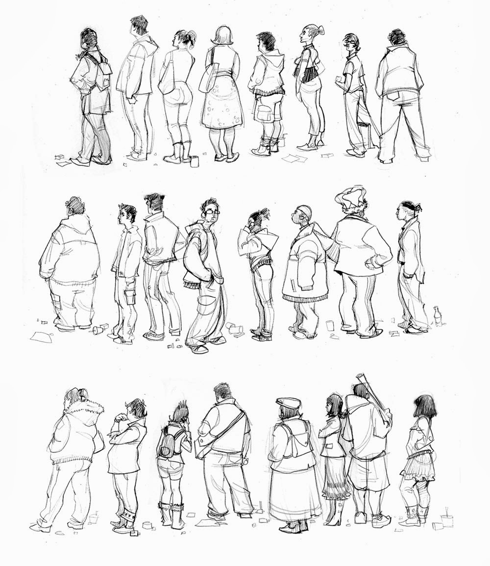 1000x1153 Mrs.berenice's Art Room Drawing People