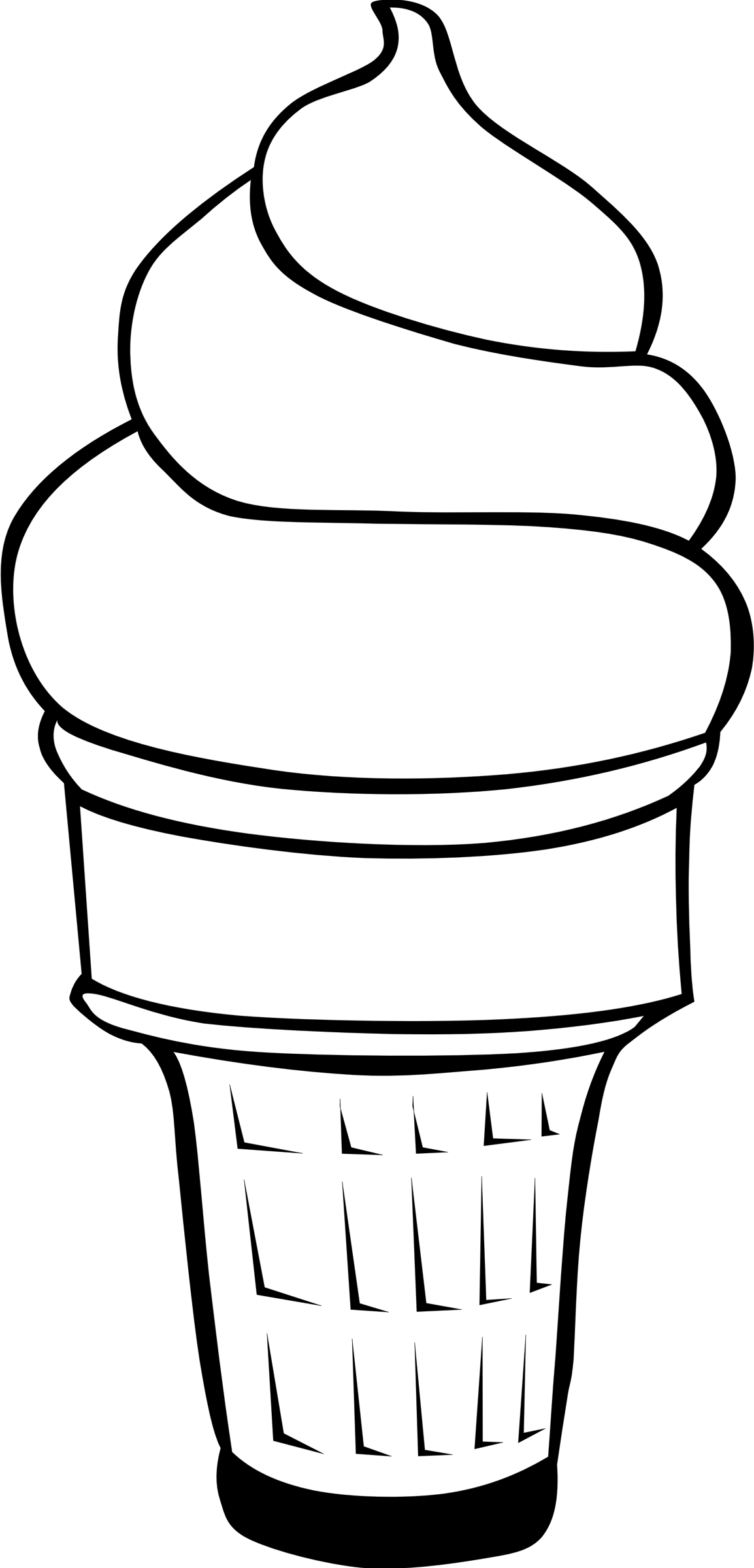 ice cream cone line drawing at getdrawings com free for personal rh getdrawings com ice cream truck clipart black and white eating ice cream clipart black and white