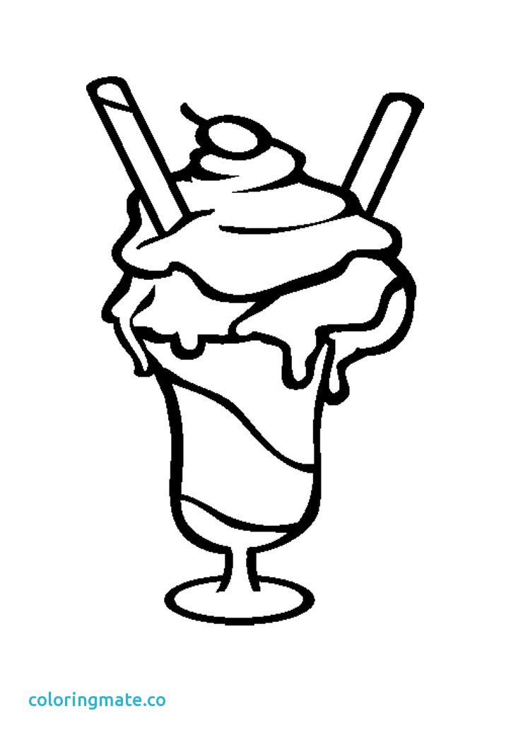 740x1047 Ice Cream Coloring Page Luxury Free Printable Ice Cream Coloring