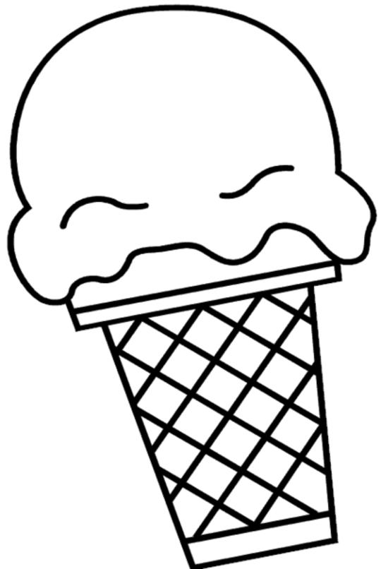 540x806 Unique Ice Cream Coloring Pages Kids Design Ga