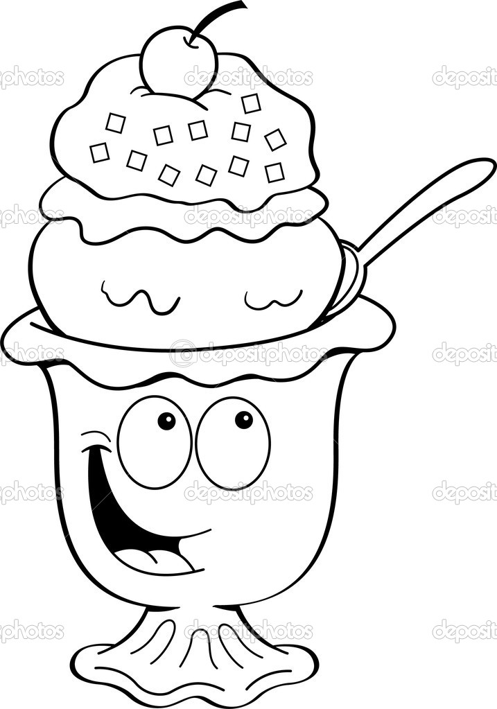Ice Cream Drawing Pictures At Getdrawings Com Free For Personal