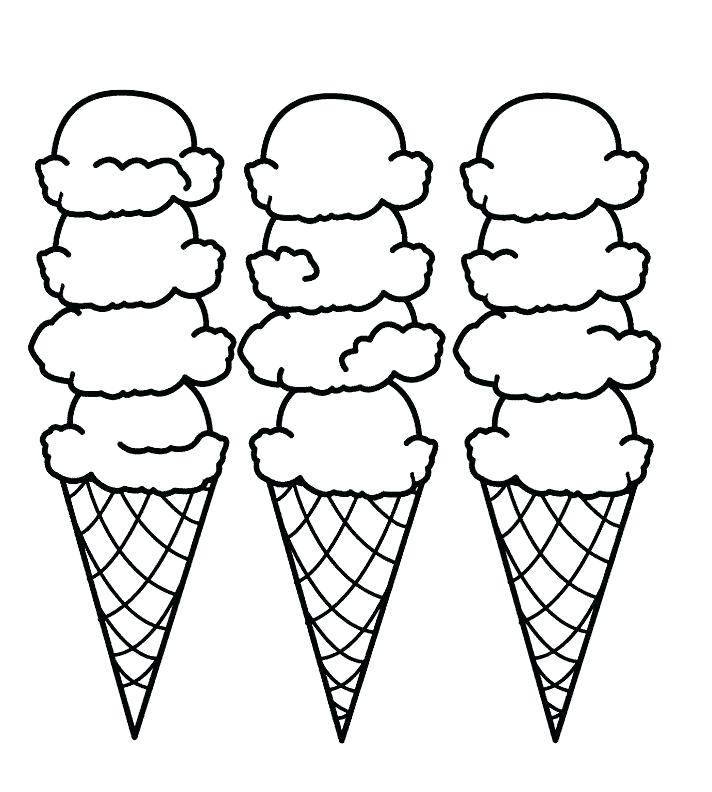 712x792 Images Of Ice Cream Coloring Pages And Ice Cream Coloring Pages
