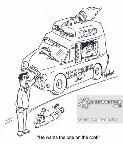 400x472 Ice Cream Cone Cartoons And Comics