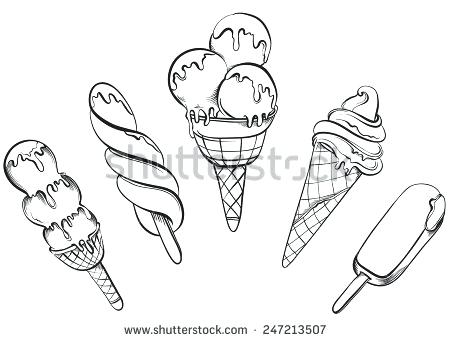 450x341 Ice Cream Shop Coloring Also Ice Cream Shop Coloring Pages 291