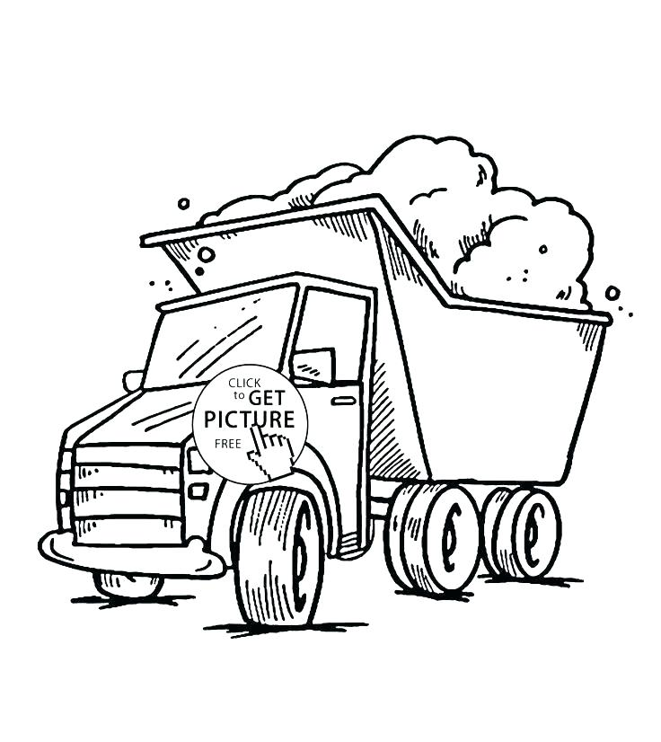 736x826 Ice Cream Truck Coloring Sheet Plus 892