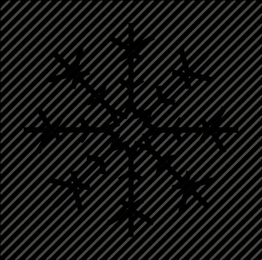 512x509 Christmas, Ice Crystal, Snow, Snowflake, Winter, Xmas Icon Icon