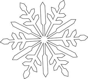 300x269 Ice Crystal Snowflake Package