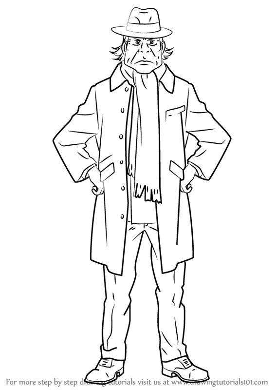567x800 Learn How To Draw Yakov Feltsman From Yuri!!! Ice (Yuri!!!