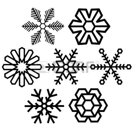 450x450 61,362 Snow Crystal Cliparts, Stock Vector And Royalty Free Snow