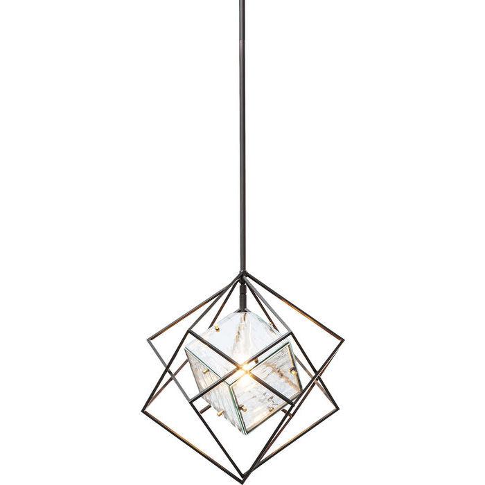 700x700 Pendant Lamp Prisma Ice Cube Small
