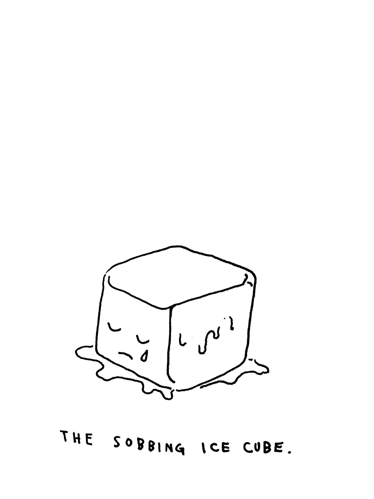 1280x1707 The Ice Cube And The Sun Icecube I Love