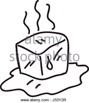 300x348 Ice Cube Stock Vector Art Amp Illustration, Vector Image 64239602