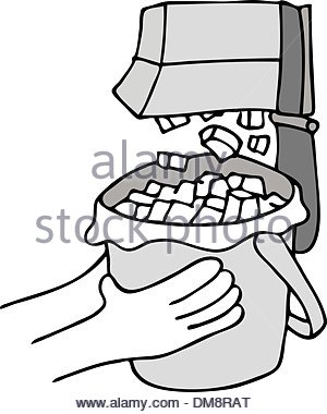 300x380 Cartoon Ice Cubes Stock Vector Art Amp Illustration, Vector Image