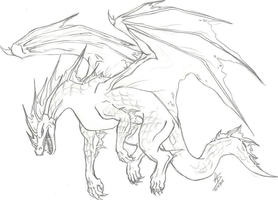 900x650 Waterice Dragon By Snoeyske