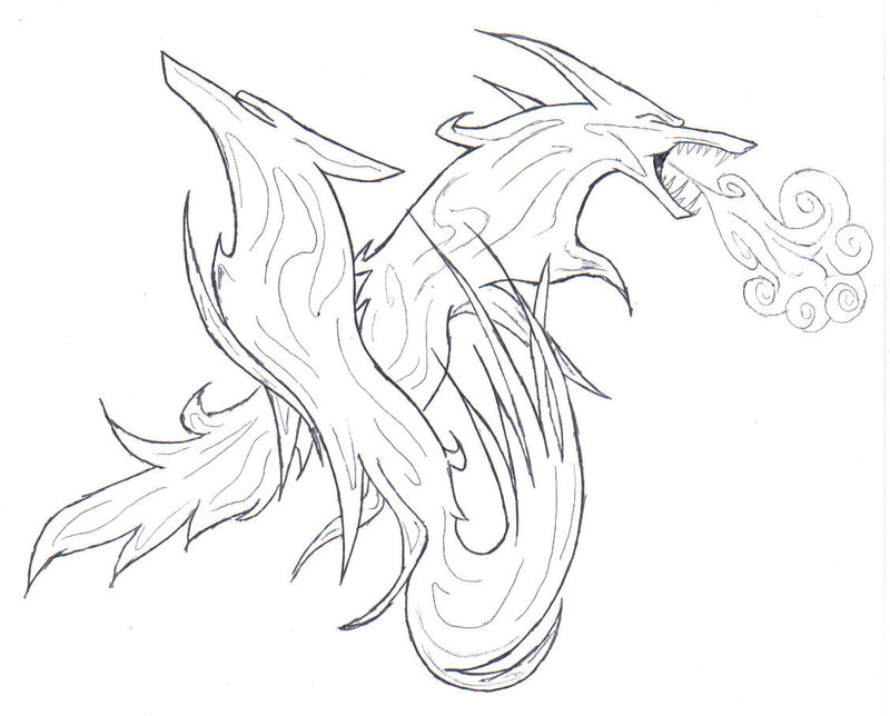800x644 Fire And Ice Uncolored By Xx Fallene Xx