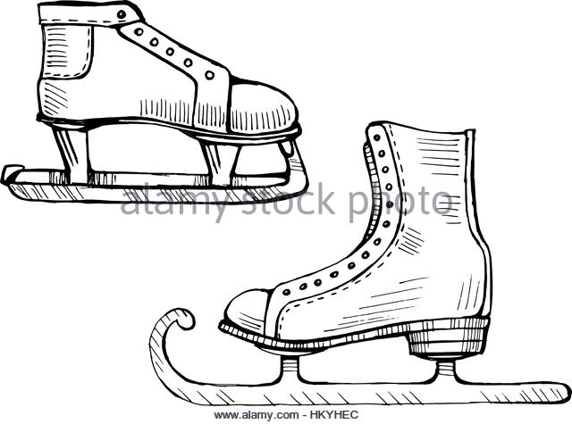 640x475 Ice Rink Stock Vector Images