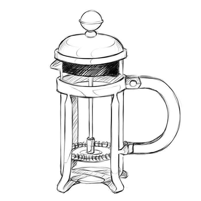 700x700 31 Best Coffee Pencil Drawings Images On Coffee