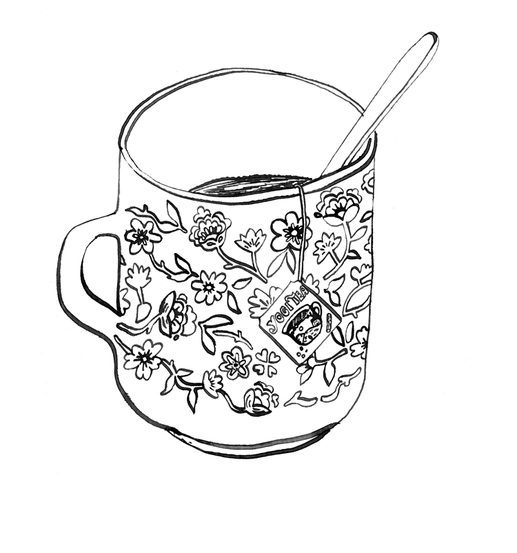 750x802 I Simply Love Tea. Its A Wonderful New Discovery Me And My Love