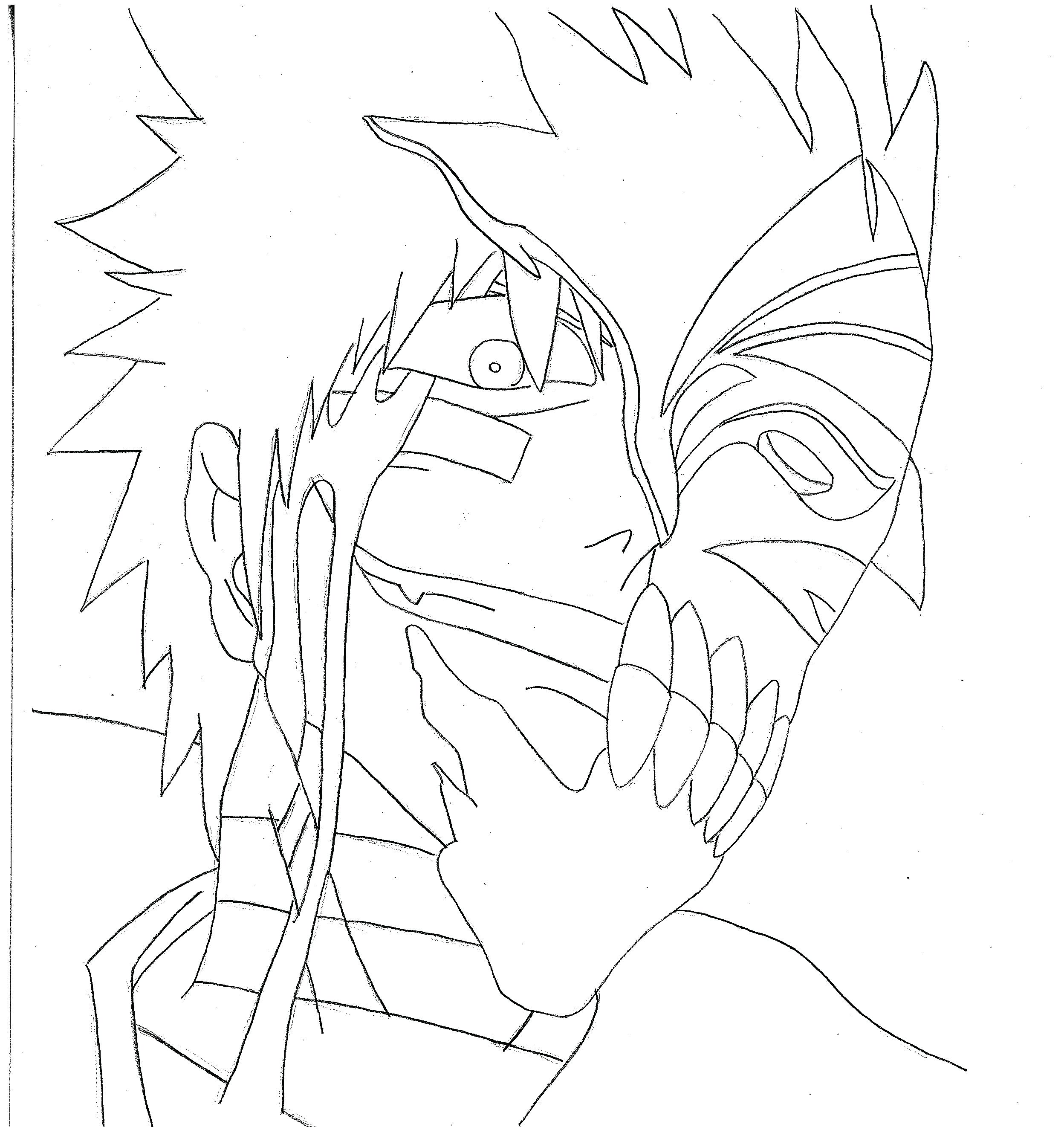 2496x2643 Coloring Ichigo Coloring Pages Fancy Bleach On Line Drawings