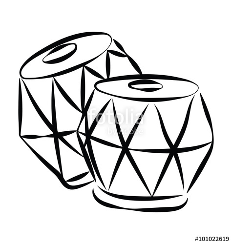 475x500 Tabla Vector Icon Stock Image And Royalty Free Vector Files