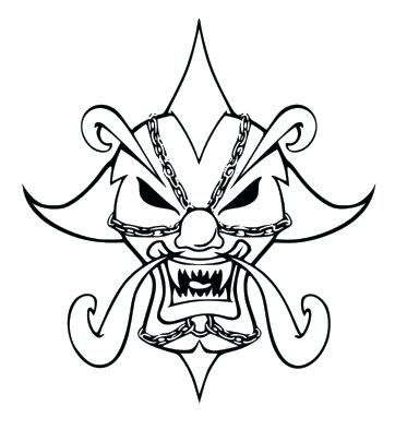 373x394 Unique Icp Coloring Pages Image The Missing Link Found Ninja Vinyl