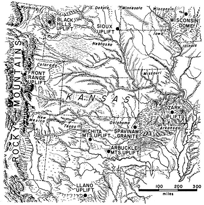 650x652 Kgs Bull. 127, Part 3 The Precambrian Rocks Of Kansas