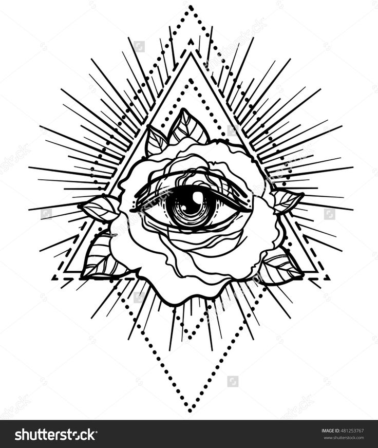 736x872 Brown Eyes Clipart All Seeing Eye