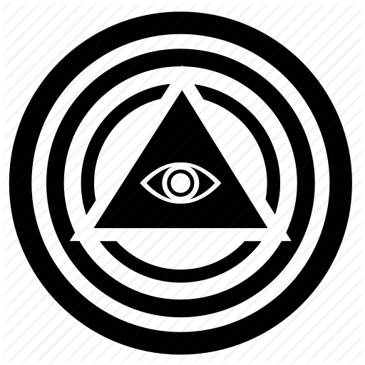 512x512 Eye, Illuminati, Pyramid, Round, Triangle Icon Icon Search Engine