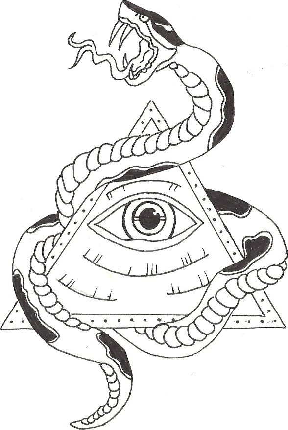 The Best Free Illuminati Drawing Images Download From 50 Free